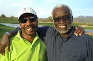Charles Mance and Bob Martin